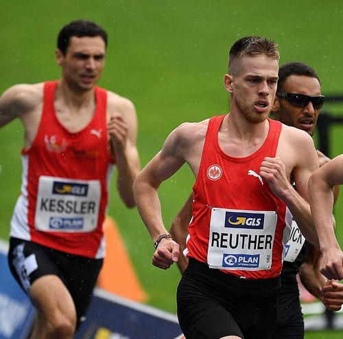 Marc Reuther jagt die Olympia-Norm über 800 Meter - leichte Verbesserung beim Meeting in Turku