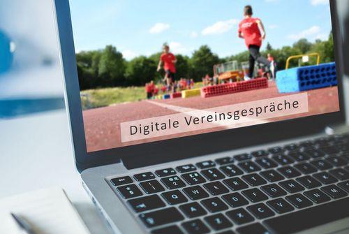 Erfolgreicher Auftakt der digitalen Vereinsgespräche