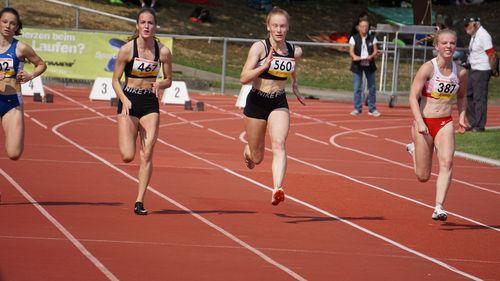 Hessische Meisterschaften der Aktiven in Friedberg