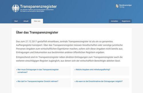 Weitere Entlastungen für Vereine beim Transparenzregister